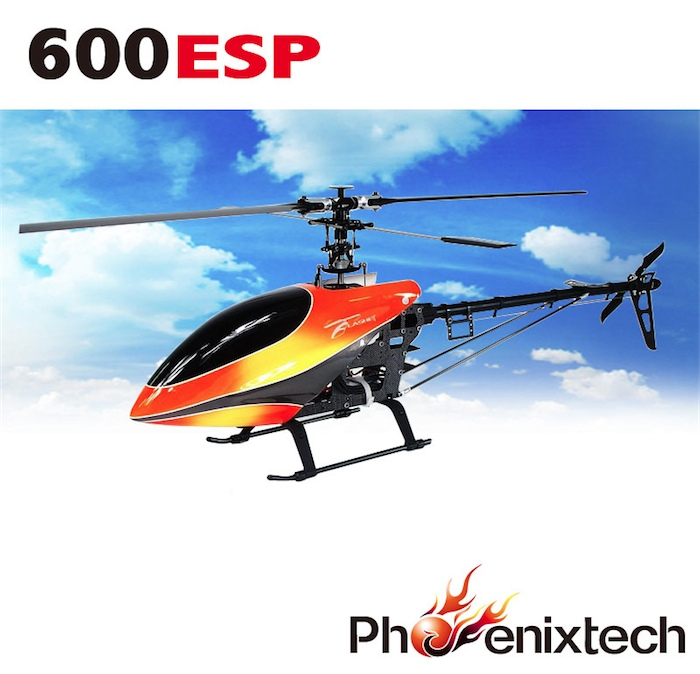 600E  Helicopter KIT 01402